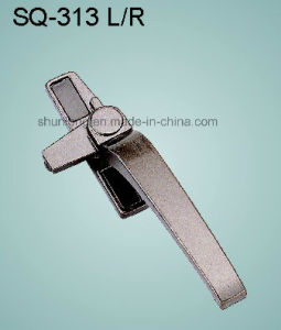 Zinc Alloy Handle for Windows/Doors (SQ-313 L/R)