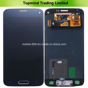 LCD Digitizer Touch Screen Assembly for Samsung Galaxy S5 Mini G800f pictures & photos