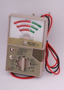 Analog Battery Tester BT-1