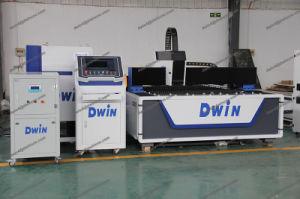 Fiber Cutting Machine with CNC Laser Machine Steel Cutter pictures & photos