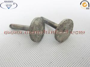 Sintered Engraving Tool Granite Hand Engraving Mill Engraving Bit pictures & photos