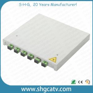 6 Slots FTTX Fiber Optical Terminal Box (FTB-03) pictures & photos