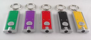 OEM LED Keychain Light Mini Flashlight Torch Lamp Promotional Gift (16301A) pictures & photos