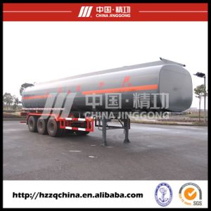 LNG Tank Trailer 56000L for Liquid Tank Truck, Cryogenic LNG Tank Semi-Trailer for Sale pictures & photos