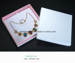 Paper Jewelry Box for Ring, Earring, Necklace, Bangle and Necklace pictures & photos
