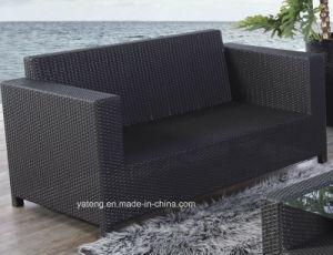 Comfortable Outdoor Garden Furniture PE-Rattan Aluminum Furniture Sofa Set by Single &Double Seat (YT503) pictures & photos
