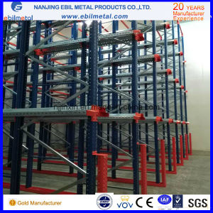 Manual Control Pallet Runner System (EBILMETAL-RSR) pictures & photos