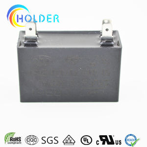 Black Box Metallized Polypropylene Fan Capacitor (Cbb61 155j/450VAC) with 4 Pins High Voltage for Start Motor Run Fan Motors RoHS Reach (ALL CBB61 Series) pictures & photos