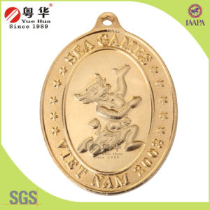 Factory Wholesale Custom Color Brass Coin pictures & photos