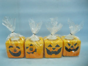 Halloween Candle Shape Ceramic Crafts (LOE2372-B7z) pictures & photos