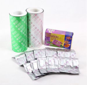Multicolour Aluminum Foil for Vaporizing Mat