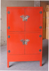 Chinese Antique Wood Storage Cabinet (LWA361) pictures & photos