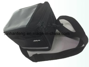 600d Polyester Bicycle Handlebar Bag for Bike (HBG-049) pictures & photos