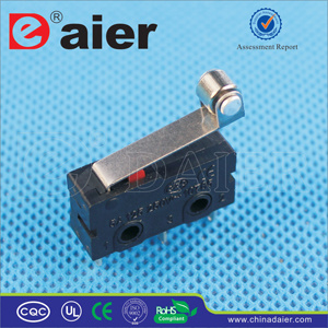 Daier Miniature Spdt Omron Micro Switch (KW4-5) pictures & photos