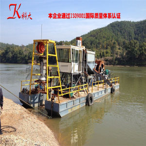 High Efficiency River Submersible Pump Sand Dredger pictures & photos
