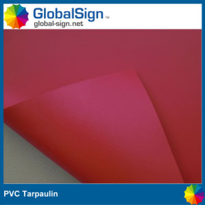 680GSM Glossy PVC Coated Tarpaulin for Inflatable Swimming Pool pictures & photos