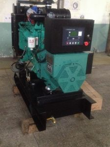 24kw 30kVA Standby Power Cummins Industrial Diesel Generator Set pictures & photos