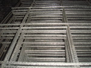 Black Annealed Reinforce Wire Mesh Panel pictures & photos