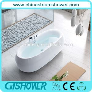 Modern Freestanding Acrylic Bathtub for Adult (BL1009S) pictures & photos