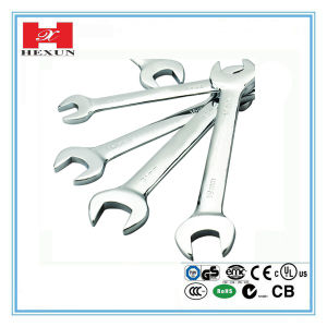 Chrome or Zinc or Silver Plated Cross Rim Wrench pictures & photos