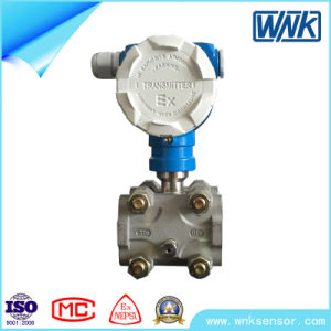 Industrial Gas Liquid Steam Differential Pressure Transducer pictures & photos