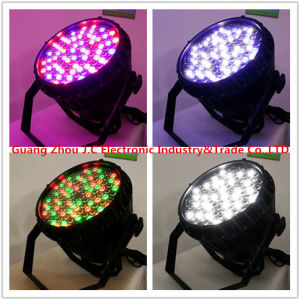 120PCS 3W RGBW LED PAR Light for Stage Disco DJ Nightclub pictures & photos