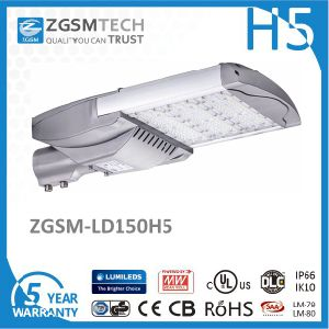 100W Module Design LED Street Light with 5 Year Warranty pictures & photos