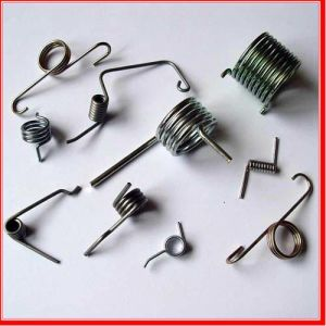 Different Kinds of Torsion Spring for Auto Parts