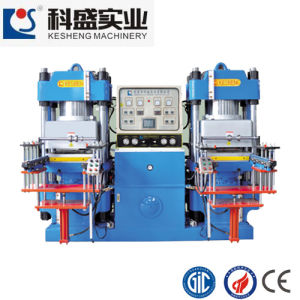 Hydraulic Press Rubber Machine for O-Ring Auto Parts (KS250VF) pictures & photos