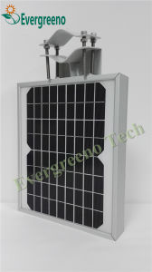 Aluminum Alloy 12W Solar Street Light All in One pictures & photos