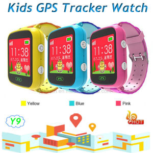 1.44 Inch Colorful Touch Screen GPS Kids Smart Watch (Y9) pictures & photos