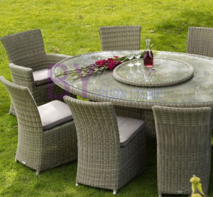 Wholesale China Manufacture Rattan Round Leisure Ways Outdoor Furniture pictures & photos