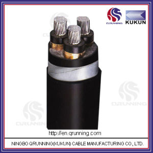 6/10kv Al/XLPE/Sta/PVC (or PE) Power Cable