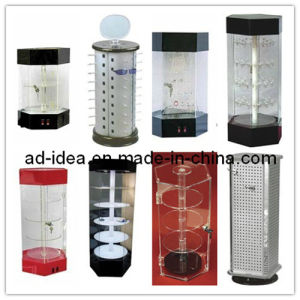 Acrylic Revolving Display Cabinet, Acrylic Revolving Display Stand pictures & photos