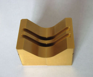 Non Magnetic Tungsten Carbide Special Shape Tin Mould Tools pictures & photos