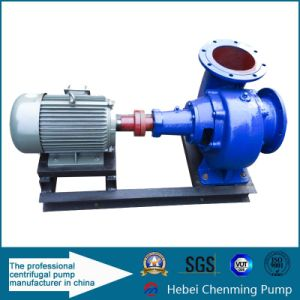 Horizontal Hw Types with Water Seal Mixed Flow Pump