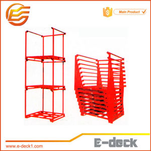Heavy Duty Collapsible and Dismantled Stacking Frame Pallet