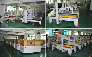 Carton Case Sealer Machinery Case Sealing Machines pictures & photos