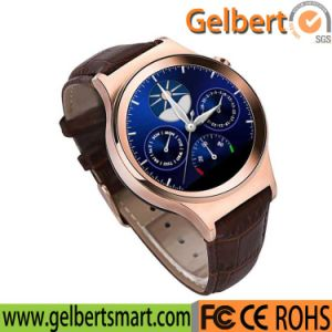 Gelbert S3 GSM Smart Watch Mobile Phone for Fashion Man pictures & photos