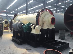 ISO Ce Approved High Efficiency Energy Saving Ball Mill Machine pictures & photos