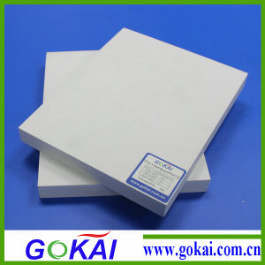 PVC Foam Board Lead Free RoHS Standard pictures & photos