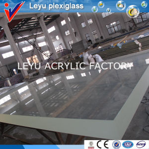 Different Shape and Thickness Acrylic Plate Factory pictures & photos