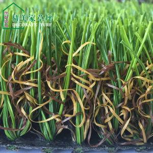 Outdoor Anti-UV High Quality C Shape Artificial Lawn/Turf