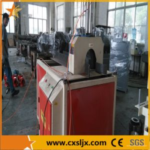 WPC Profile Making Machine/Profile Extrusion Line pictures & photos