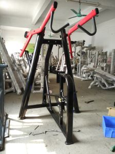 Seated Chest Press Machine/Gym Equipment Plate Load/Life Fitness /Gym Machine / Fitness Equipment pictures & photos