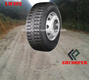Long March Tubeless Bus Tyre with M+S Mark (LM302) pictures & photos