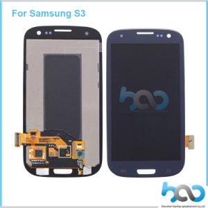 Mobile Phone Screen Repair LCD for Samsung Galaxy S3 Flat Panel