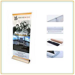 New Retractable Banner Stands/Pull up Banner Stand (85*200cm) pictures & photos
