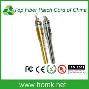 Optical Detector Fiber Optic Pen Type Visual Fault Locator Vfl pictures & photos