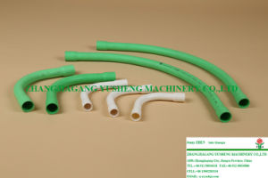 Good Quality 50mm 90degree PVC Conduit Bend pictures & photos